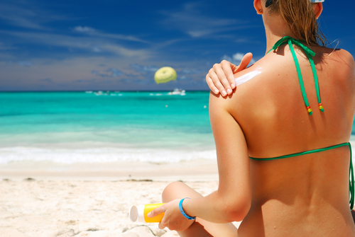 Wear sunblock year-round in Puerto Rico!